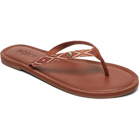 Roxy Janel Sandals Women tan